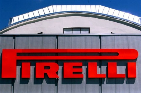 Pirelli, kantoor