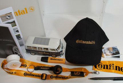 Spreekbeurtpakket, Continental