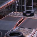 Productieproces, banden, fabriek