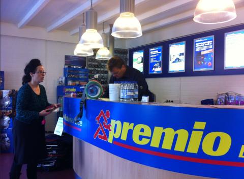 Premio, franchiseketen, bandenwinkel, specialist, onderhoud auto, GoodYear