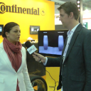 Continental Group, Autopromotec, Carlotta Capurro, marketing manager