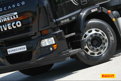 vrachtwagen, band, Pirelli, 01-serie