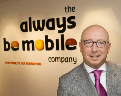 Luc van Bussel, Always Mobile Company