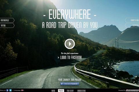 Everywhere, campagne, Bridgestone, banden