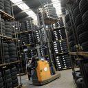 bandenfabriek, opslag, verkoop, distributie, autoband