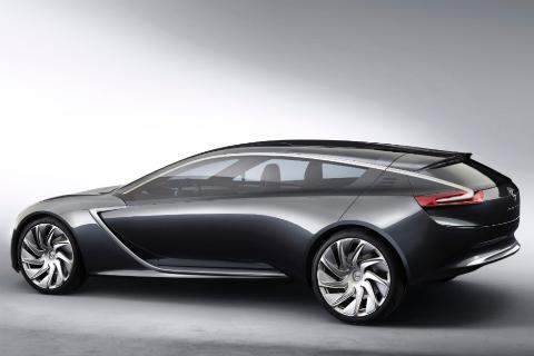 Opel Monza Comcept - © GM Company
