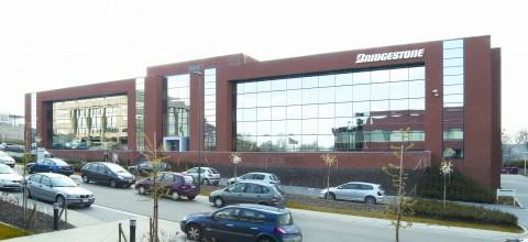 bridgestone, kantoor