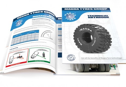 Magna Tyres Technical Databook 2014, handboek
