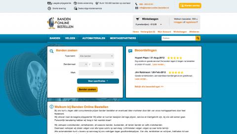 Banden-online-bestellen.nl, webshop, banden, leverancier