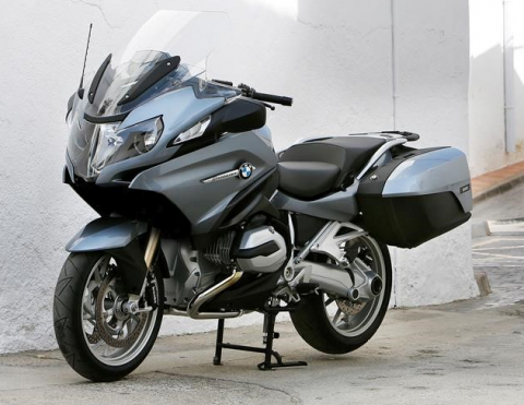 BMW R 1200 RT, banden, motor, Continental