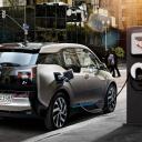 BMW i3, elektrische auto, opladen