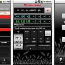 app, Firestone, bandenspanning, berekenen