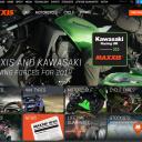 Maxxis, banden, website