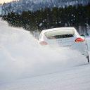 Continental, Porsche, Panamera, winterband, sneeuw